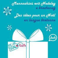 profoù Nedeleg e brezhoneg cadeaux de noël en langue bretonne