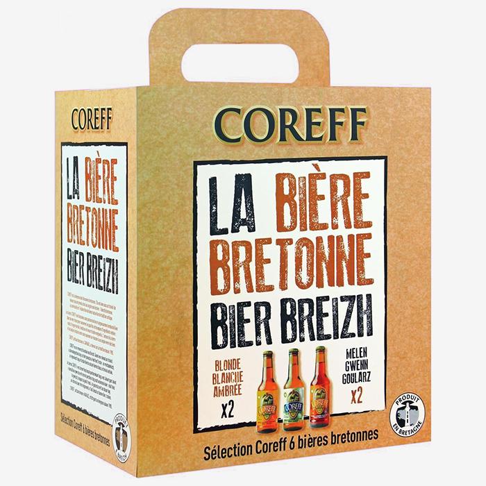 pakad 6 bier Coreff divyezhek