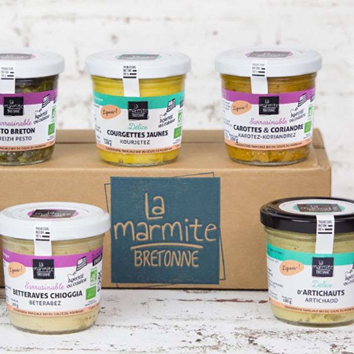 pakadurezh divyezhek La Marmite Bretonne